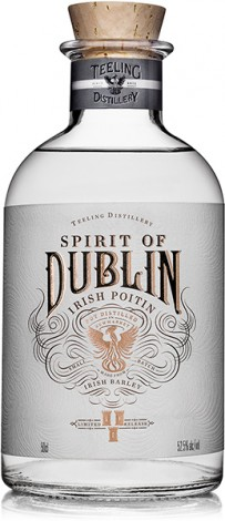 Виски Тилинг SPIRIT OF DUBLIN  IRISH POITIN