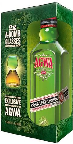 Ликер AGWA DE BOLIVA