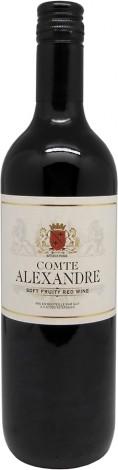 יין לה גרנד שה דה פרנס - קומטה אלכסנדר חצי יבש אדום