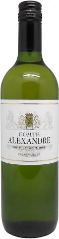 יין לה גרנד שה דה פרנס - קומטה אלכסנדר חצי יבש לבן