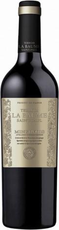 יין אדום יבש טרואר באום סט. פול מינרוואה אריזת עץ