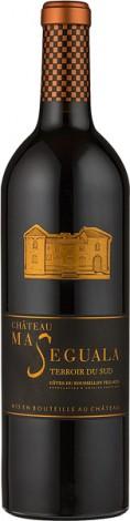 יין אדום יבש קוט רוסוליאן וילאז' מסגואלה-אריזת עץ
