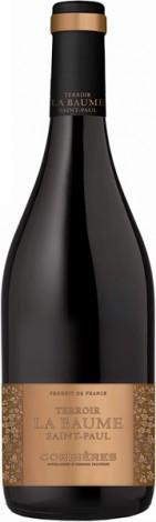 יין אדום יבש טרואר באום סט. פול קורבייר אריזת עץ