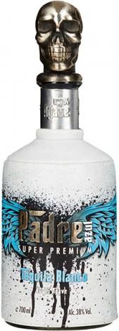 Tequila Padre Azul Blanco . Alc. 38 %