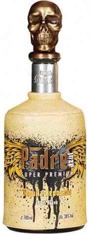 Tequila Padre Azul Reposado. Alc. 38 %.