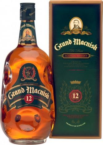 Виски Grand Macnish 12 лет