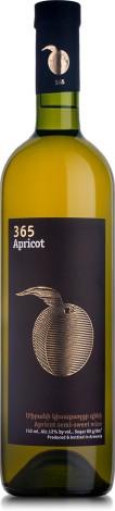 Вино 365 Абрикосовое Полусладкое Вино
