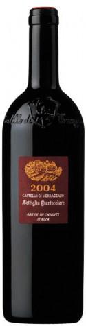 Вино Verrazzano Bottiglia Particolare