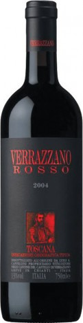 Вино Verrazzano Rosso