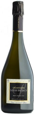 Шампанское Louis de Sacy брют