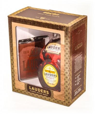 Виски Lauder's подарочный набор