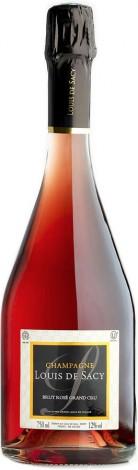 Шампанское Louis de Sacy розе