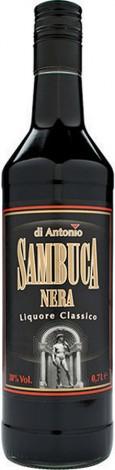 Ликер «самбука ди антонио»  черный