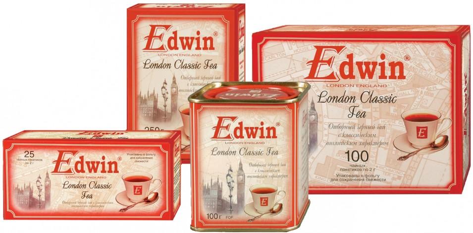 תה אדווין לונדון קלאסיק
