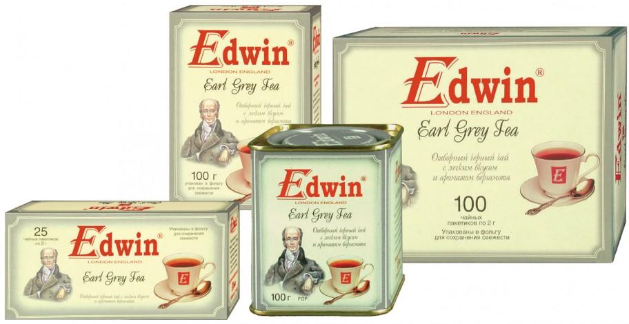 תה אדווין אל גרי