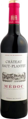 יין אדום יבש שאטו הוט פלאנטי מדדוק