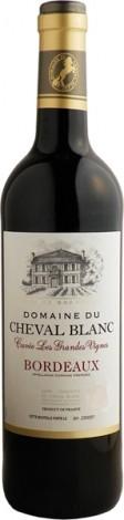 יין אדום יבש דומיין דה שבאל בלאן בורדו