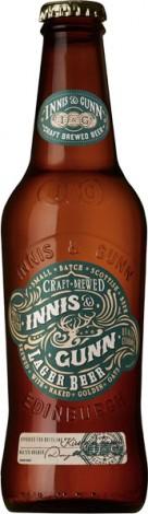 בירה אינס אנד גון לאגר 4.6% אלכוהול