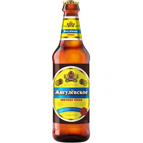 בירה ז'יגולבסקוייה  4% כוהל
