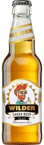 ווילדר בירה לאגר בקבוק 330 מ