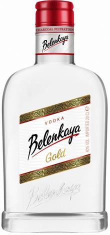 וודקה בלנקאיה גולד 200 מ