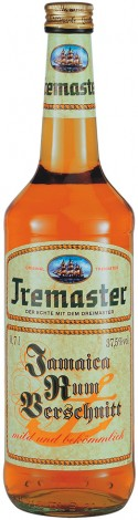 Tremaster רום כהה-